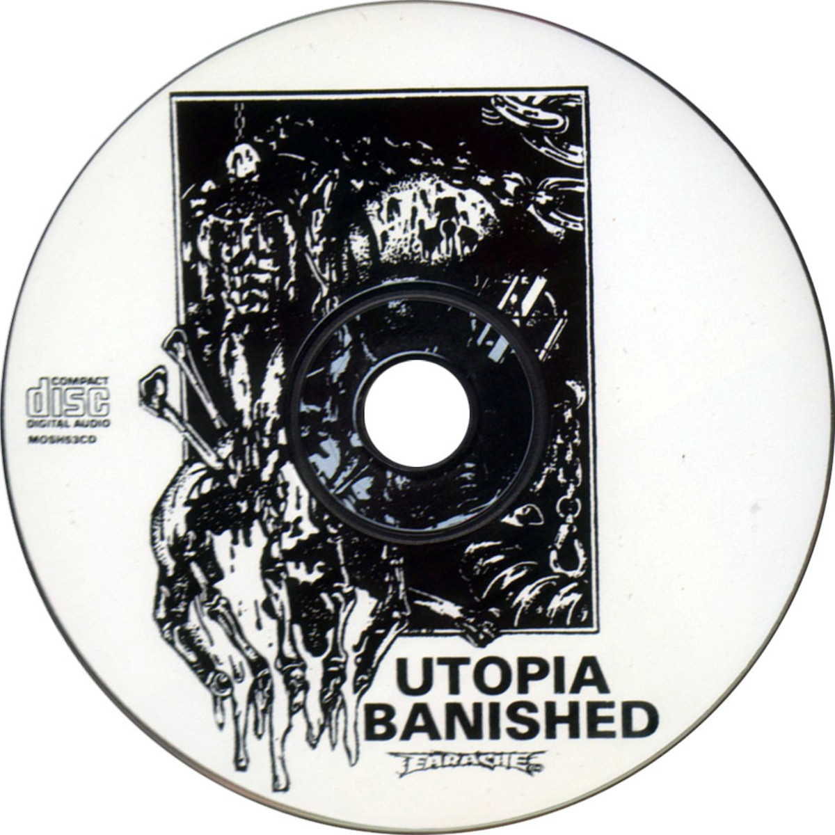 Review of the Album Utopia Banished By British Death Metal Band Napalm Death