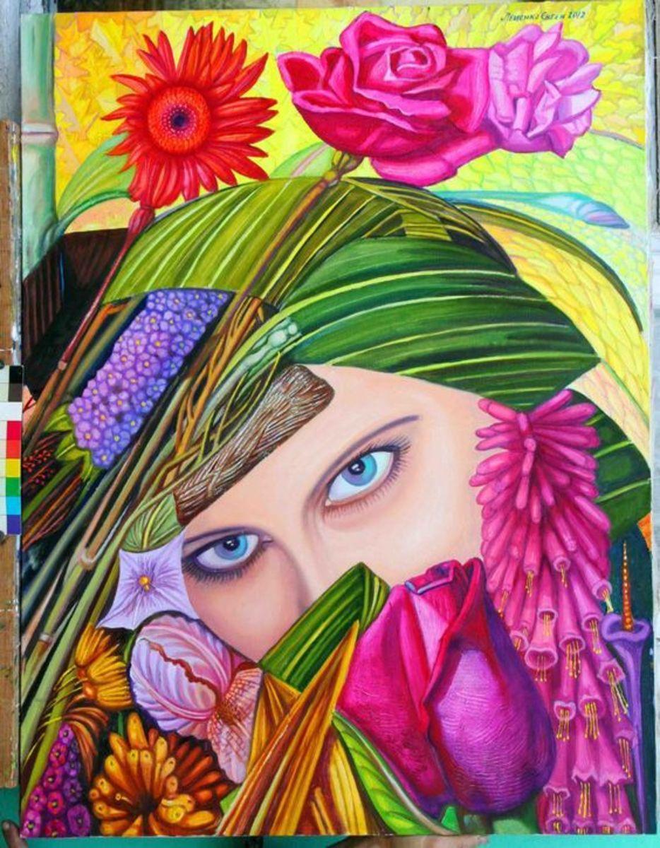 Flora woman