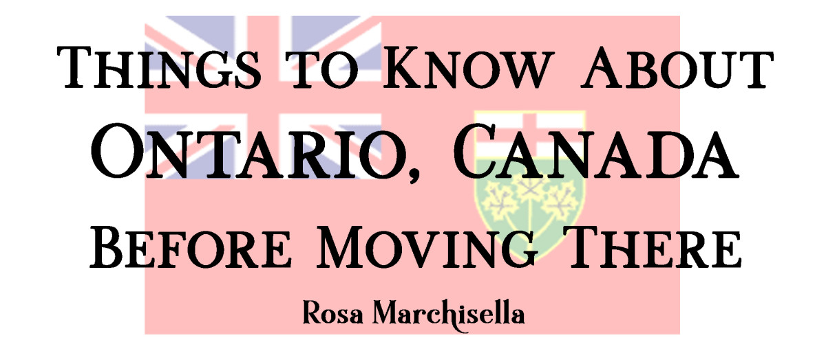 Things to Know About Ontario Canada Before Moving There