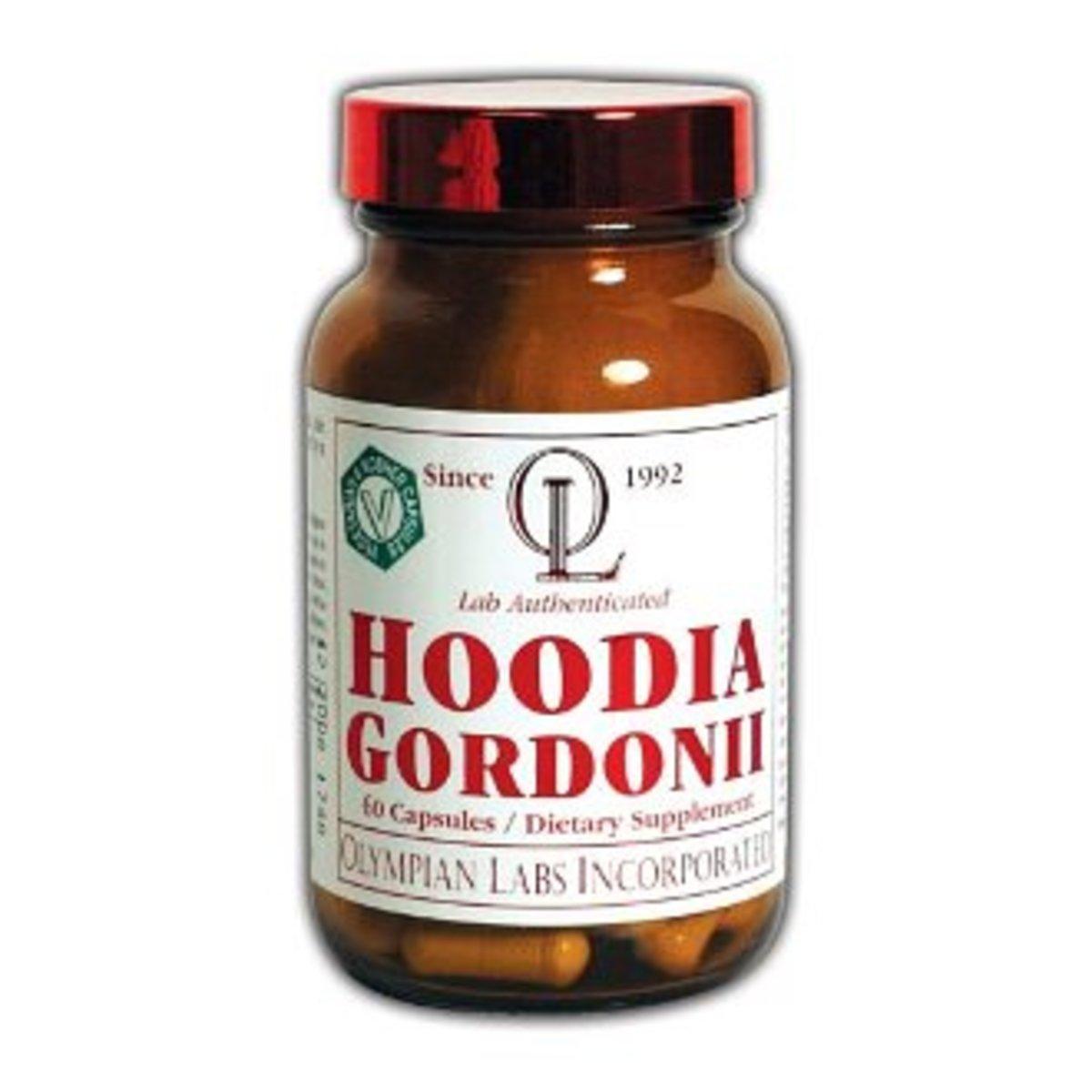 Hoodia Gordonii capsules