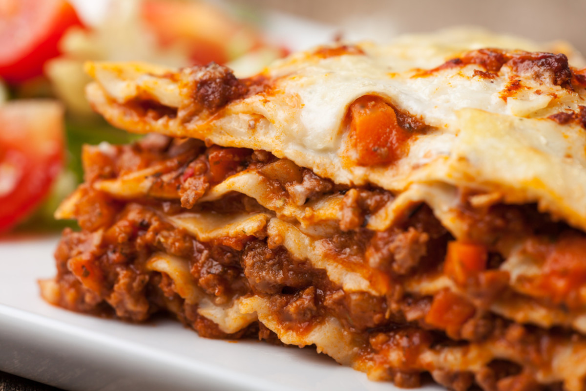 South Philly Lasagna