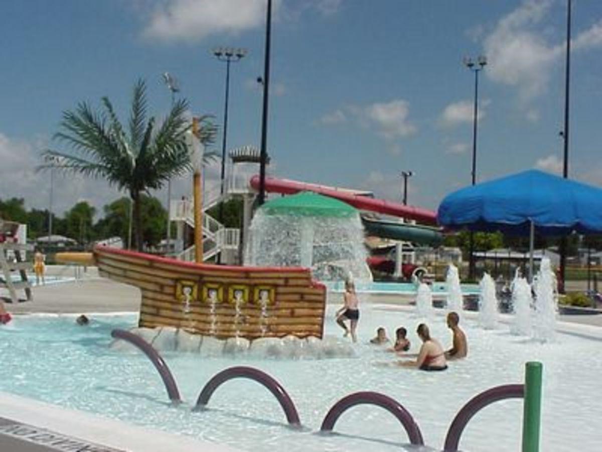 Katelman water park