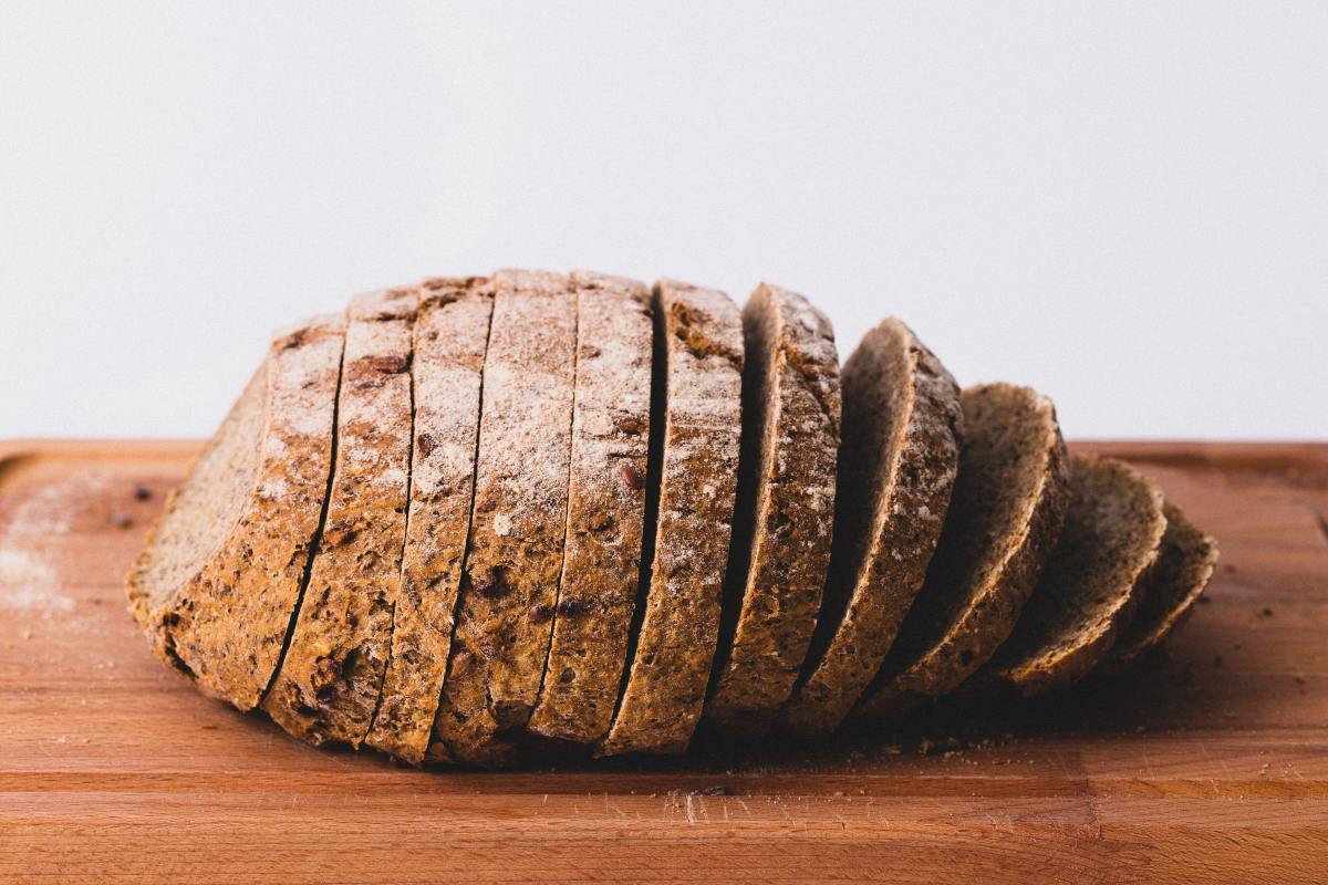 Freezing bread is easy