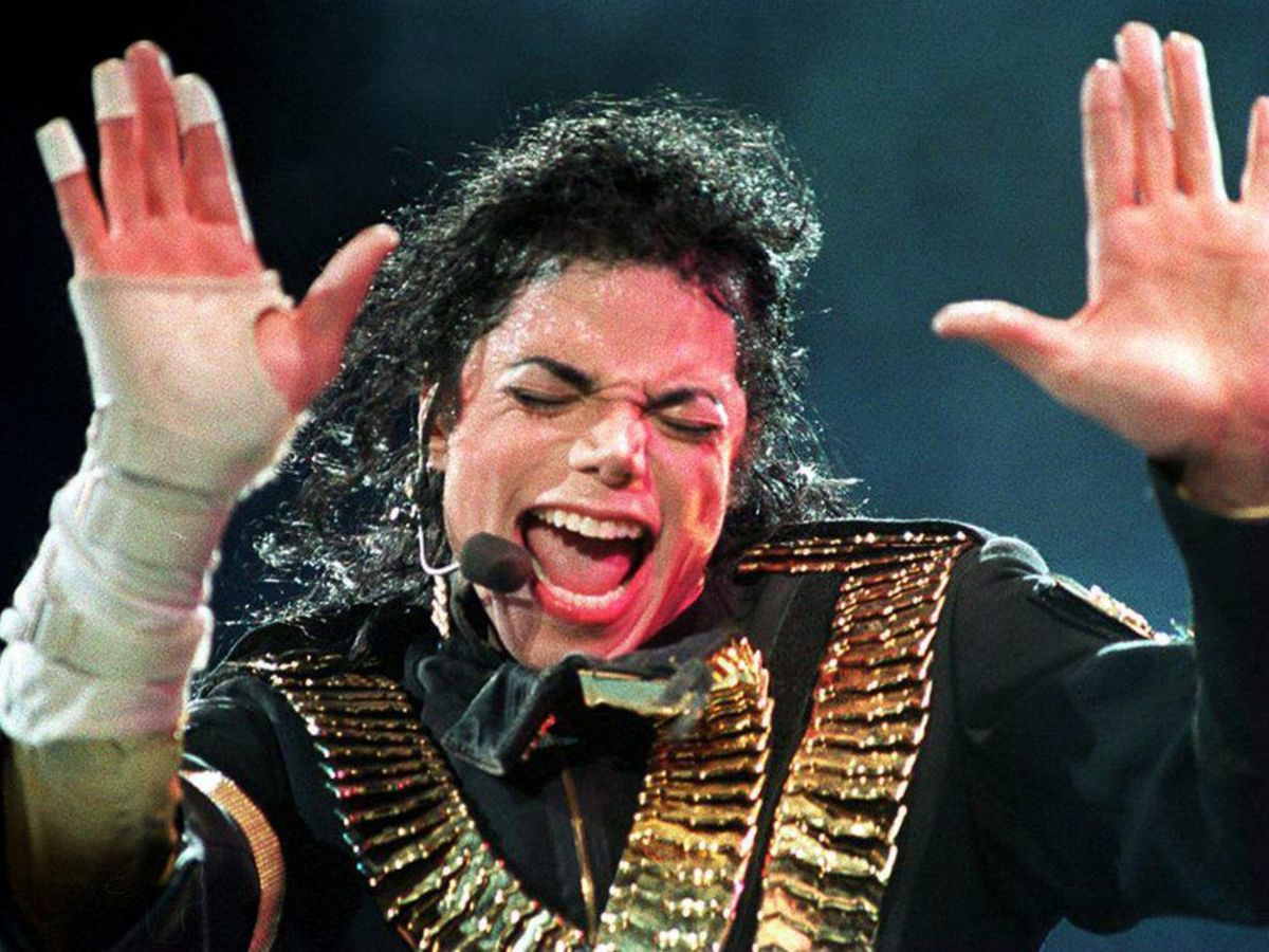 The late King of Pop Michael Jackson. Pop listeners are witty and sharp