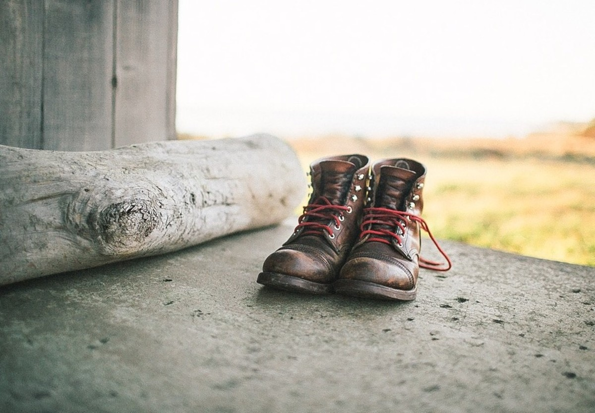 Donations of clothing and specialized footwear are appreciated. Both men and women require boots in order to perform certain jobs.