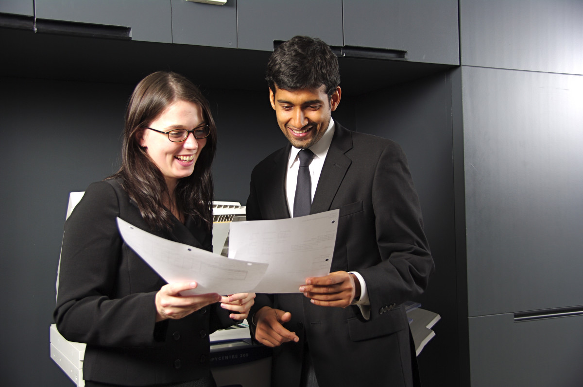 Dress for Success provides suitable clothing for a woman to wear when she enters the workforce.