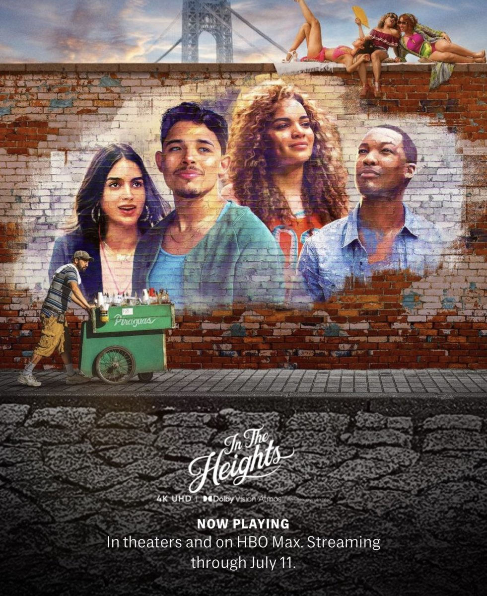 """""""In the Heights"""" Poster"""