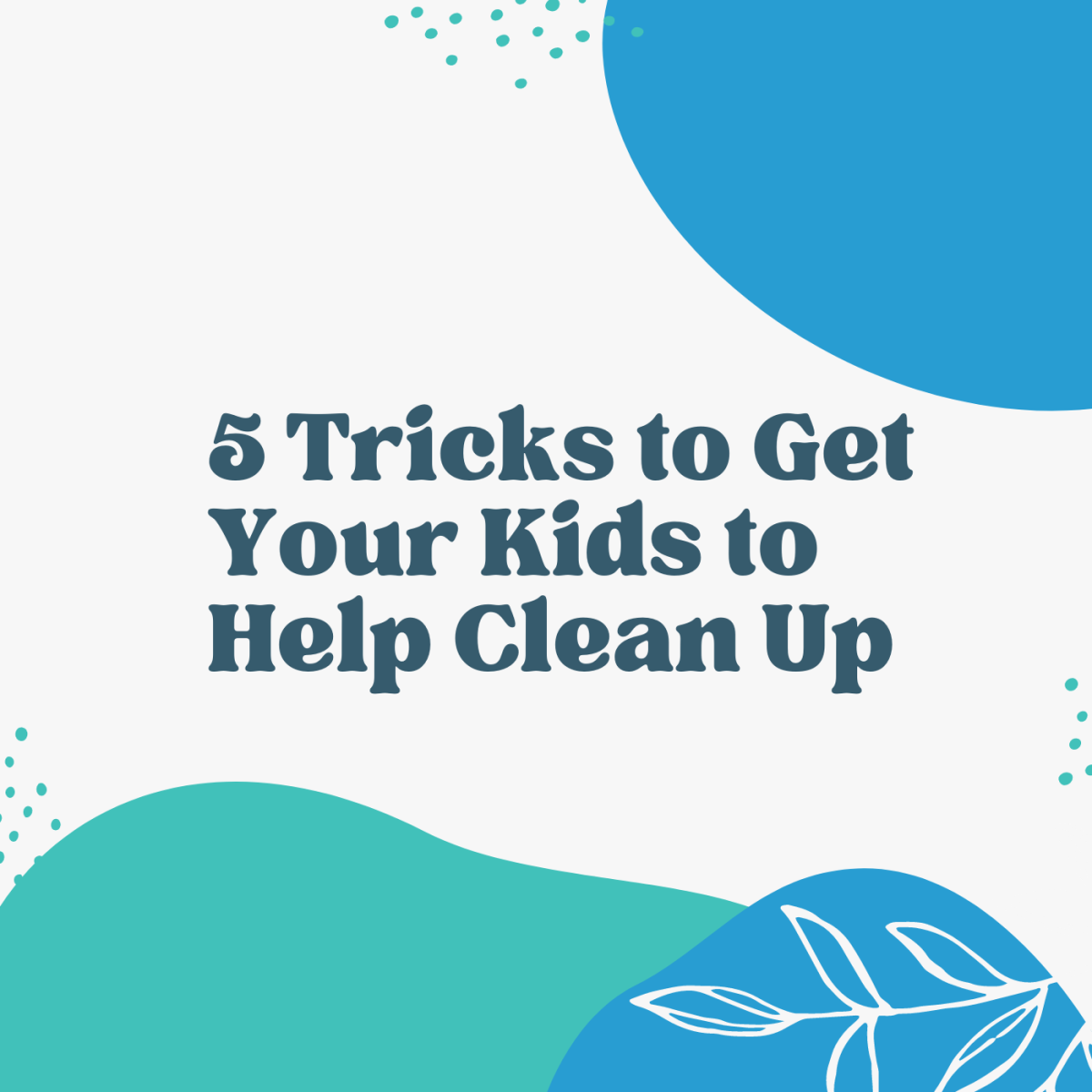 Use my easy tips and tricks to help declutter your home.
