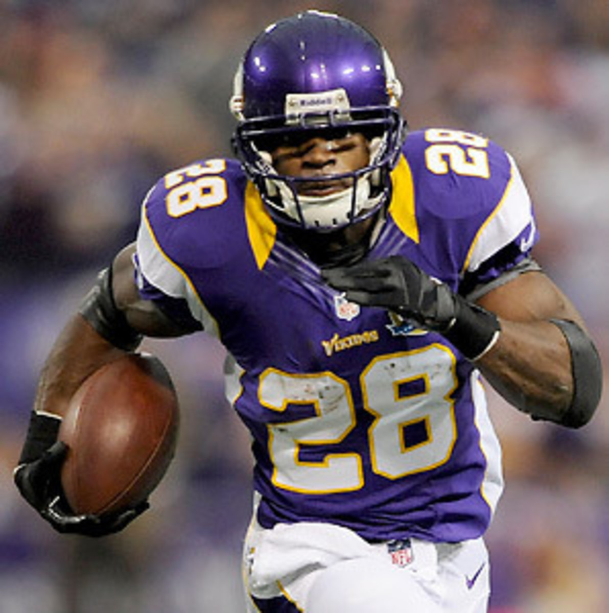 Does AP deserve to be the #1 overall pick in fantasy drafts this season?
