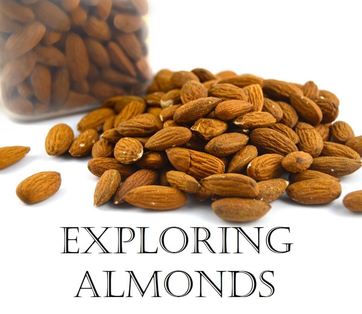 Exploring Almonds: History and 8 Imaginative Recipes