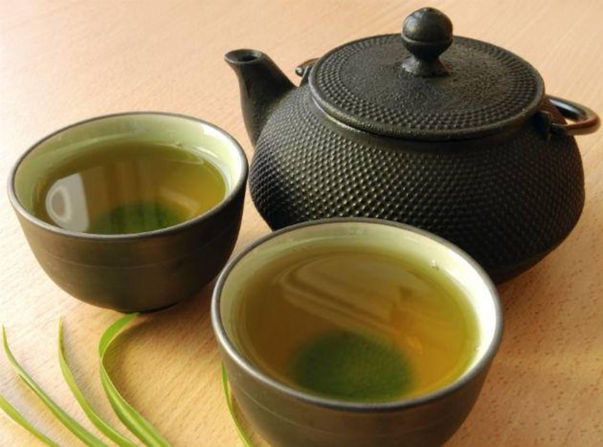 Green Tea Brew