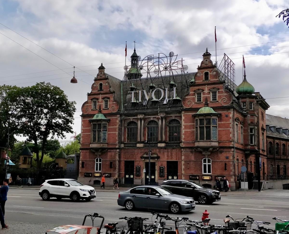 Photo of Tivoli from outside