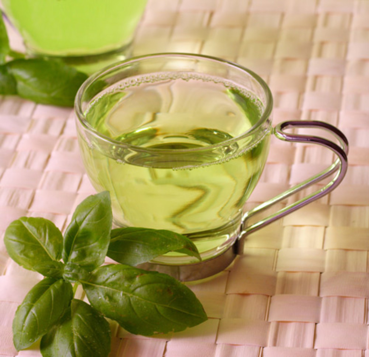 green tea beverage