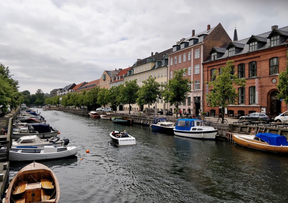 View of Christianshavn from Street