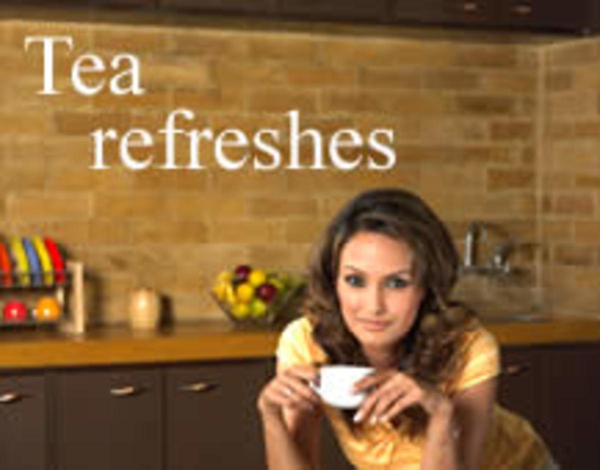 Tea beverage