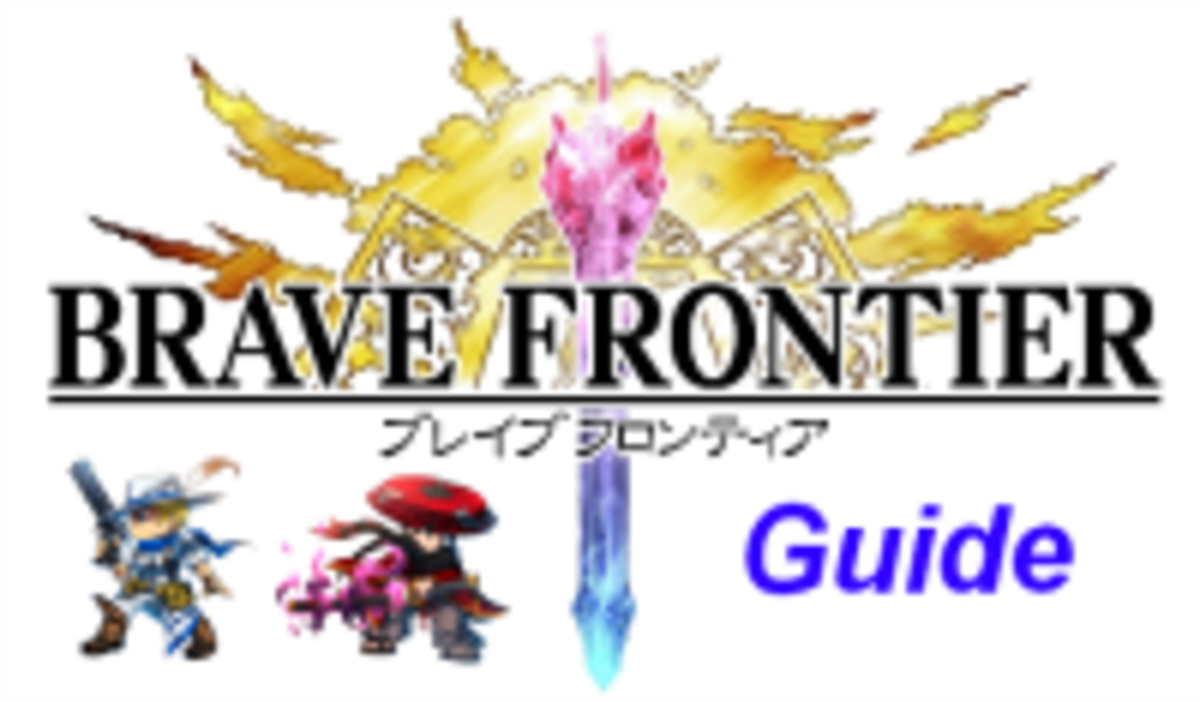 Brave Frontier Guide: Tips, Units and Evolution List