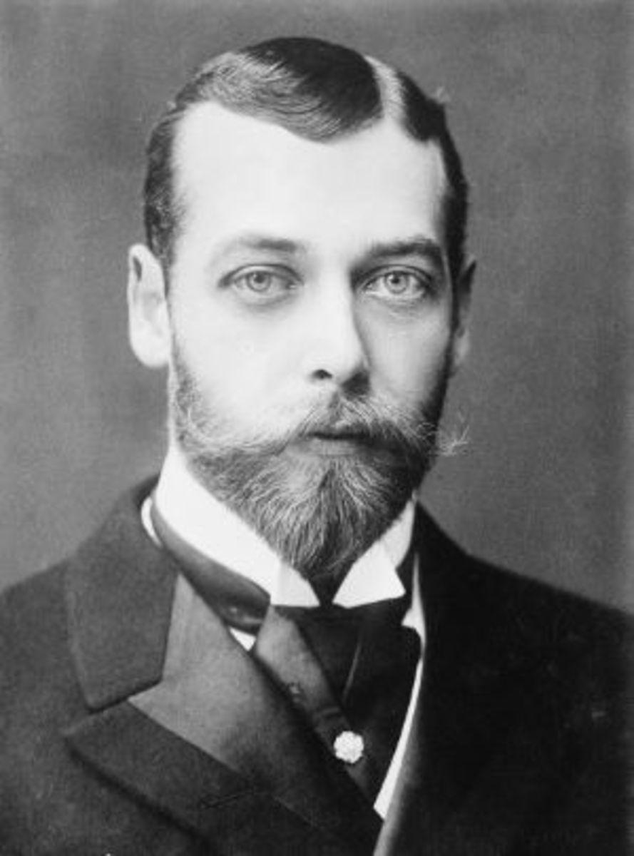 King George V when he was the Duke of York. His 1917 decree impacts his royal duke descendants.