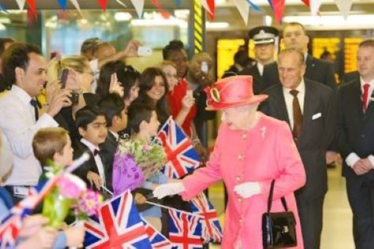Her Majesty, Duke of Lancaster.