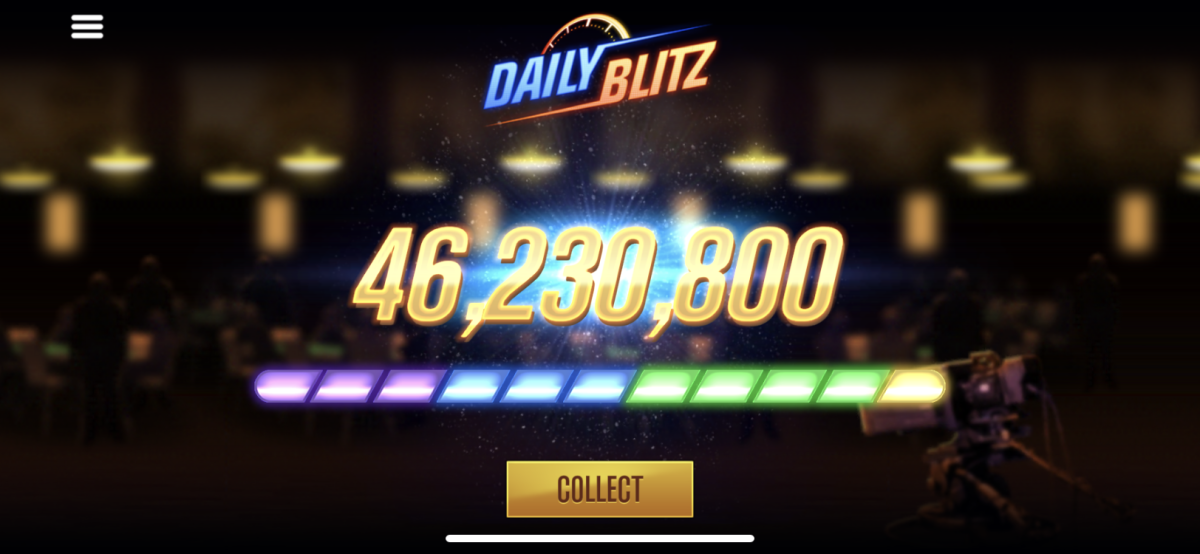 I beat daily blitz.