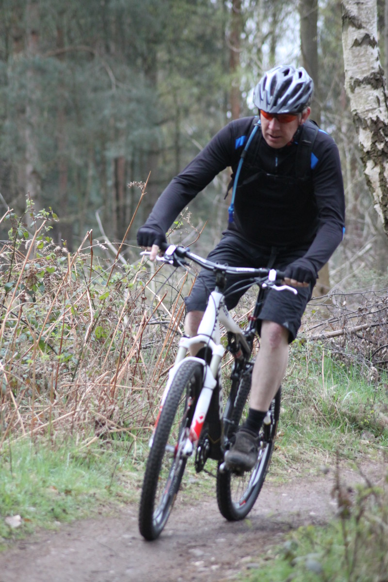 Mountain biking is a great alternative to help you stay on track with your training or simply if you want to try something different