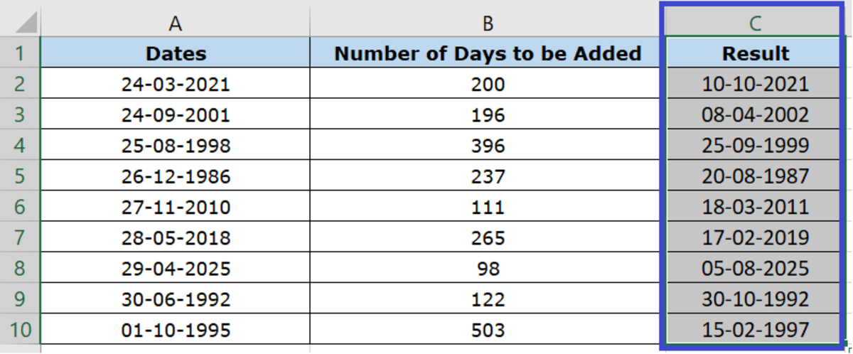how-to-add-days-to-dates-in-excel