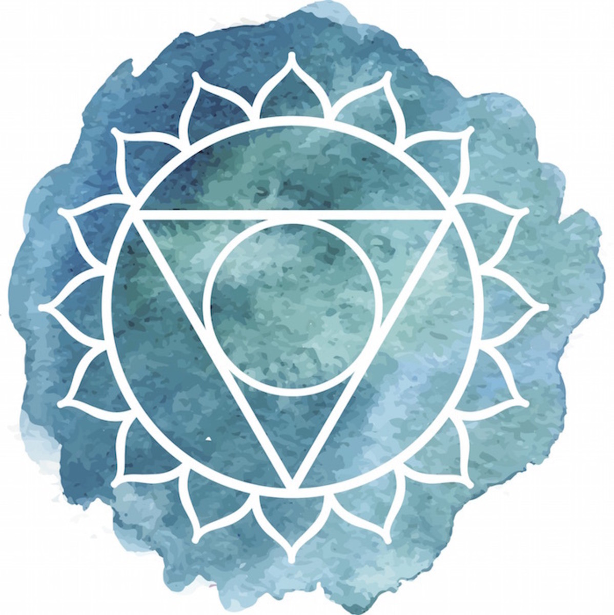 Angelite is most commonly associated with the throat chakra.