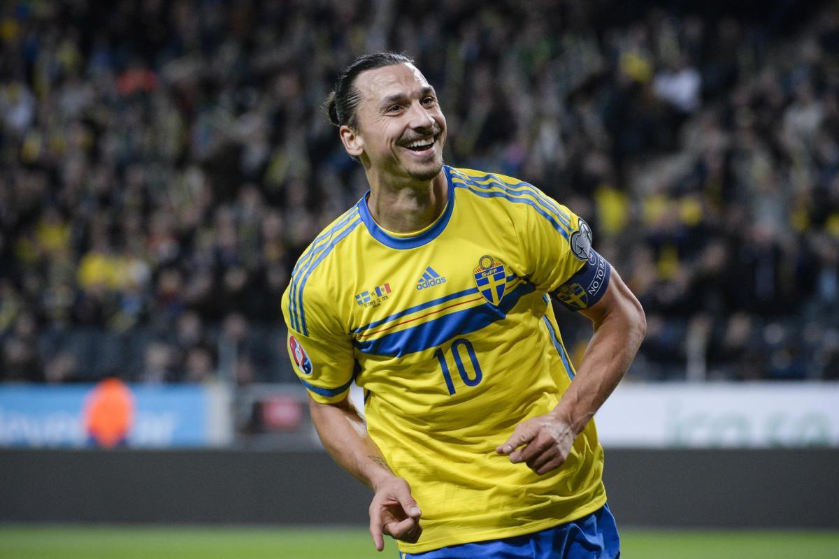 Zlatan will miss his second consecutive major international tournament