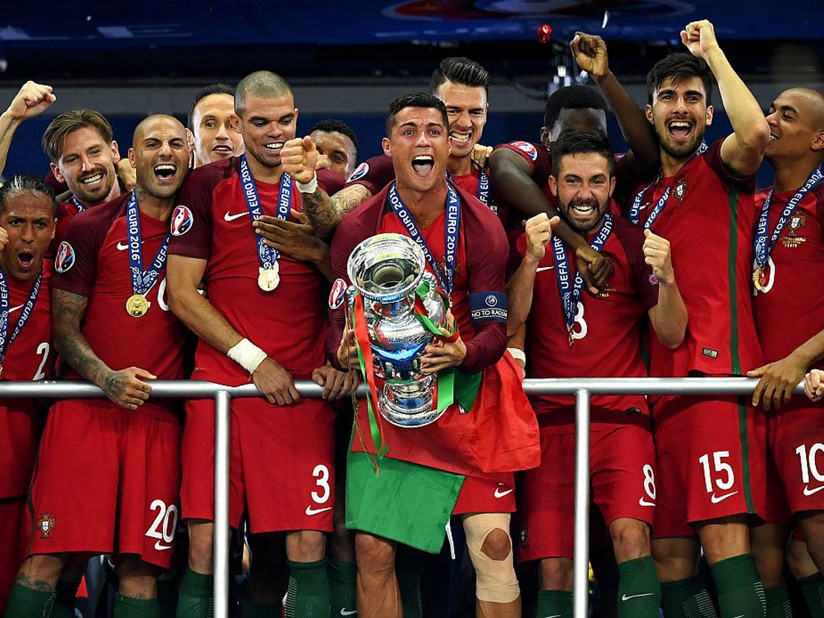 Cristiano will be hungry to win in his last Euros as one of the best.