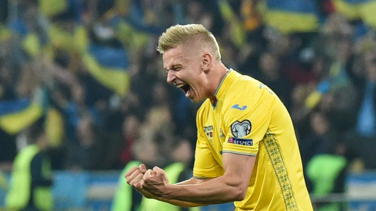 Having enjoyed a stellar season with Man CIty, Zinchenko will look to carry Ukraine to glory.