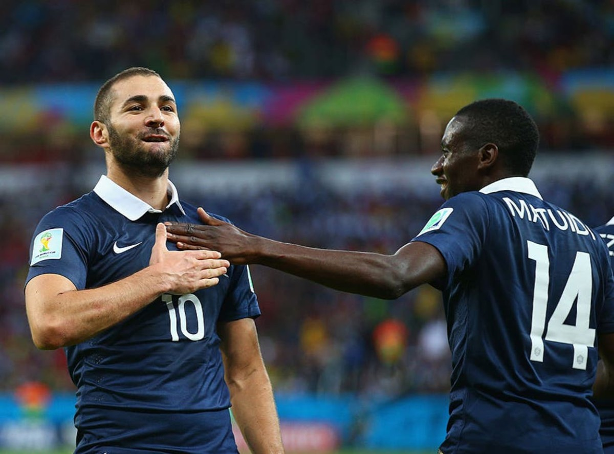 Benzema will have a point to prove, after being called up again.