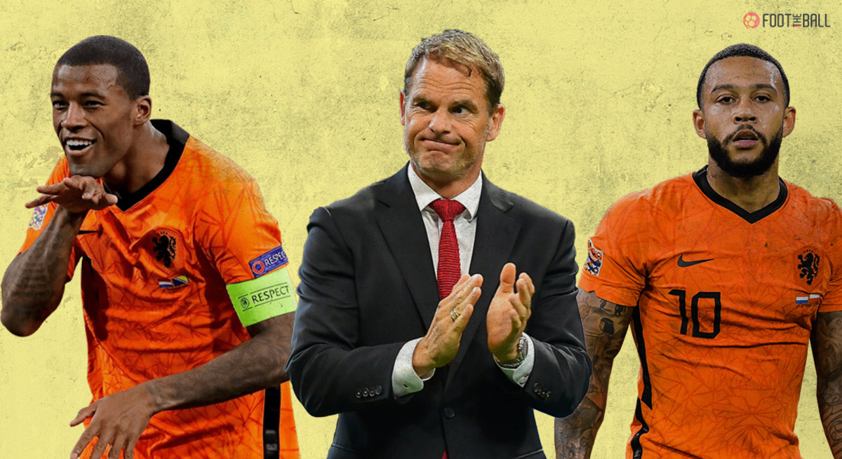 Frank De Boer will miss the services of talisman Virgil Van Dijk due to injury.