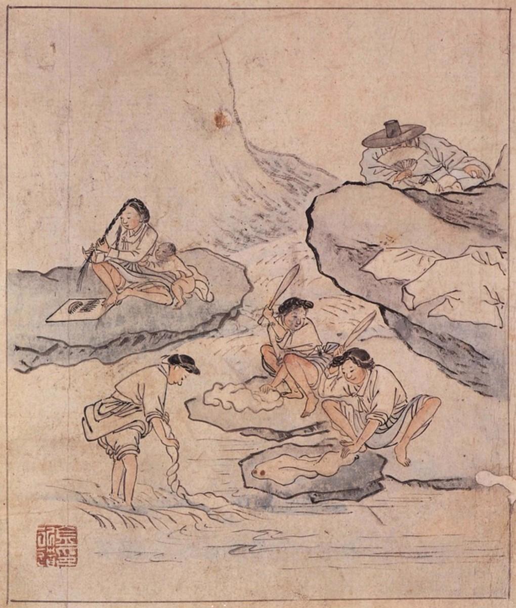 Ancient folktales
