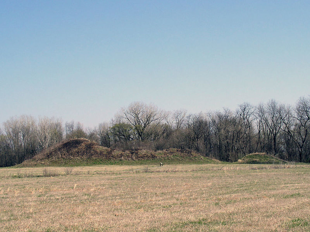 These unimpressive bumps in the landscape contained the priceless heritage of the Mississippian Culture.