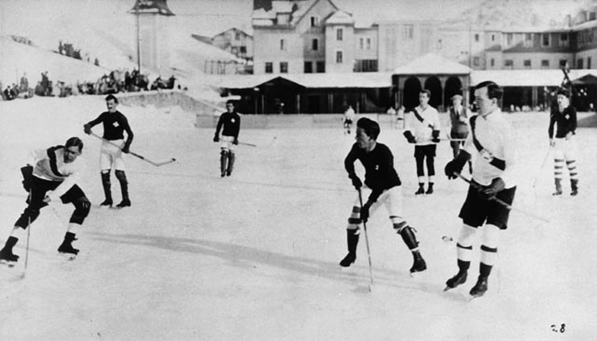 Though there were no winter Olympic contests in the days of ancient Greece, we have them today, and hockey is one of the venues. As a team sport by itself, hockey is one of the most popular, especially in winter.