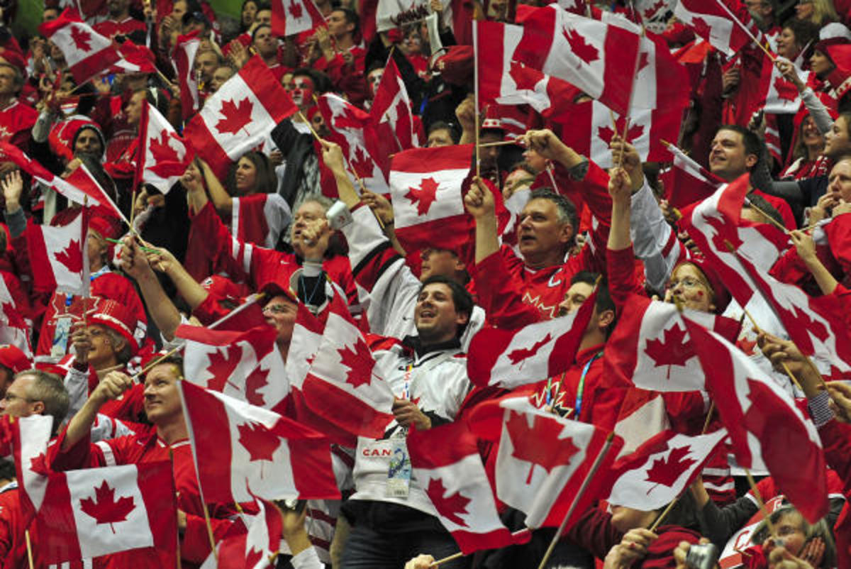 When Canada won the 2010 Olympic hockey event, all of Canada partied in celebration for almost 24 hours non-stop. Such is the impact of a winning team on spectators and lovers of the sport.