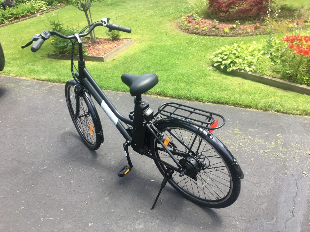 A Review of the MacWheel LNE 26 E-Bike