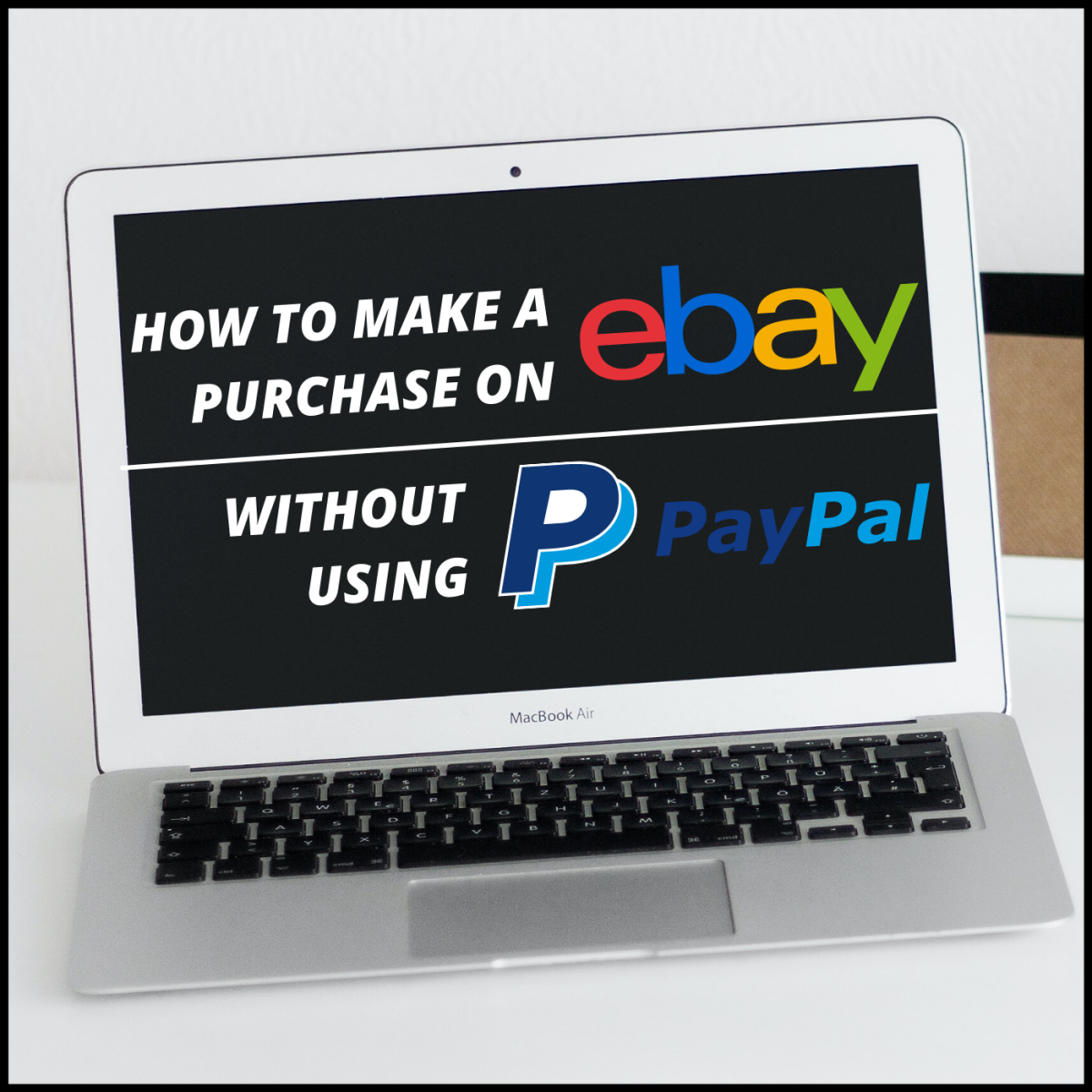 Can you purchase an item on eBay without a PayPal account?