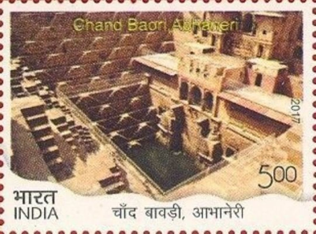 Stamp issued by Government of India