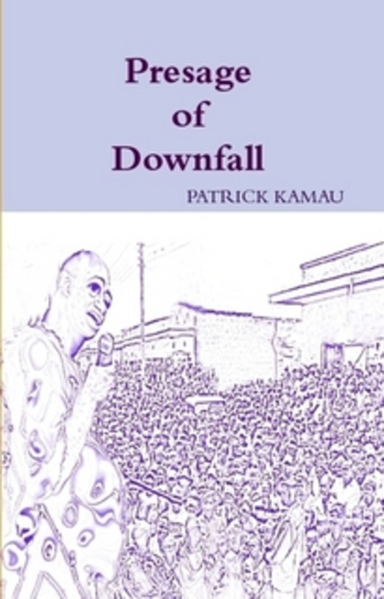 My Novel on LULU, Presage of Downfall