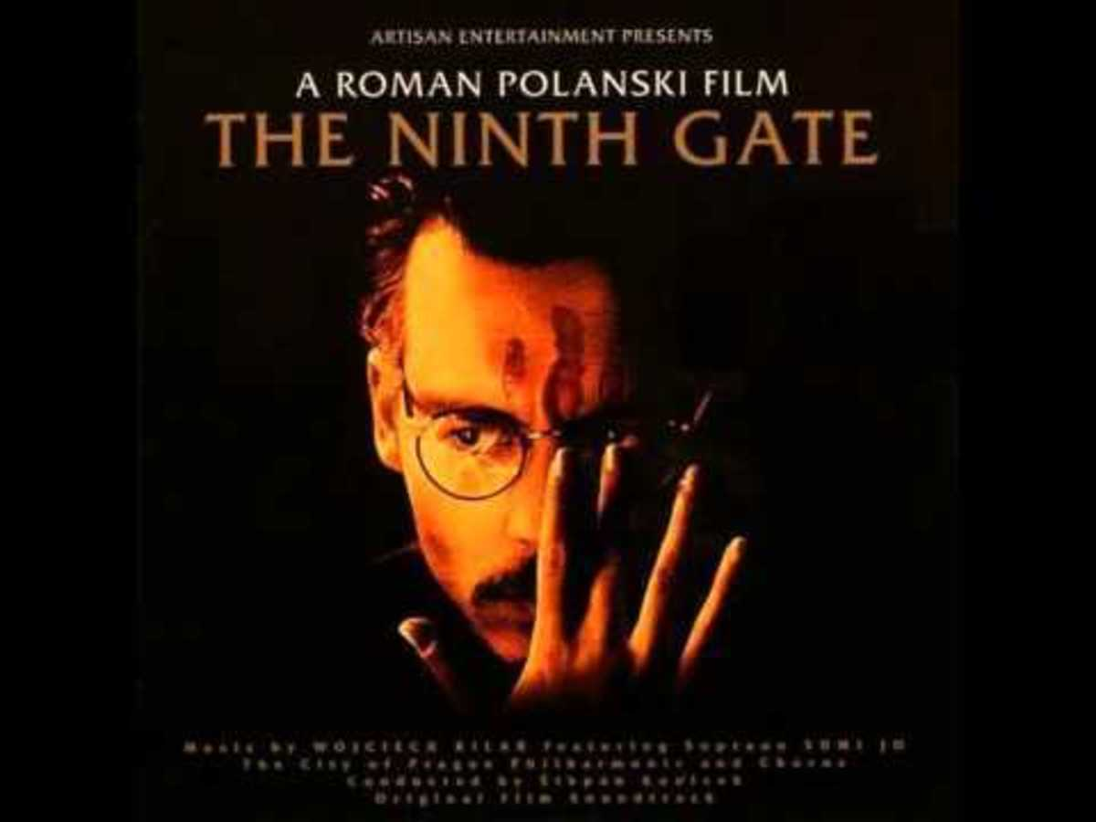 Sophisticated Movies: The Ninth Gate with Johnny Depp