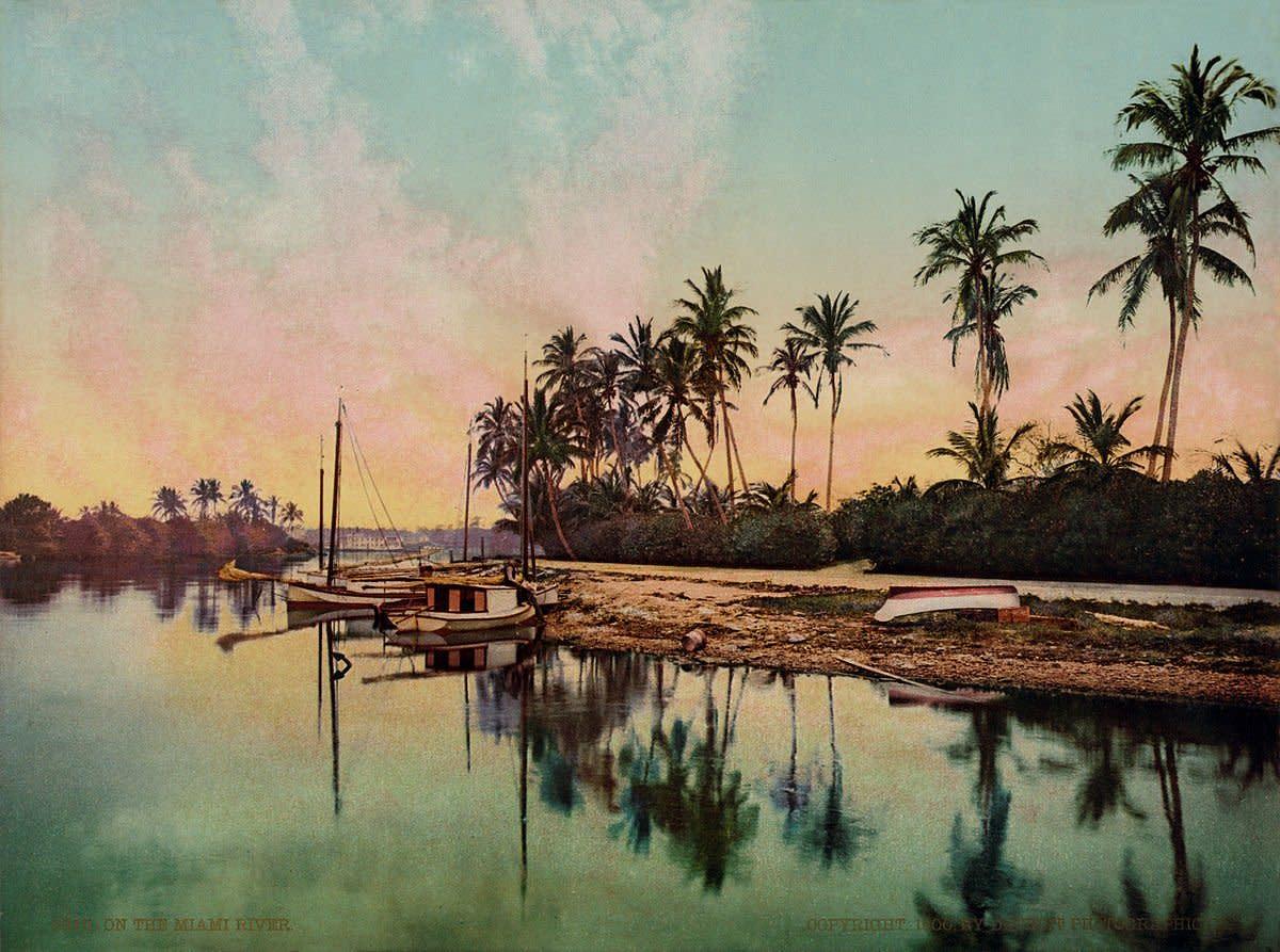 1904 Miami River