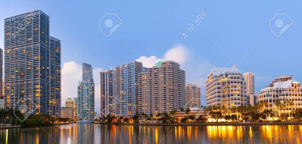 Miami River Today
