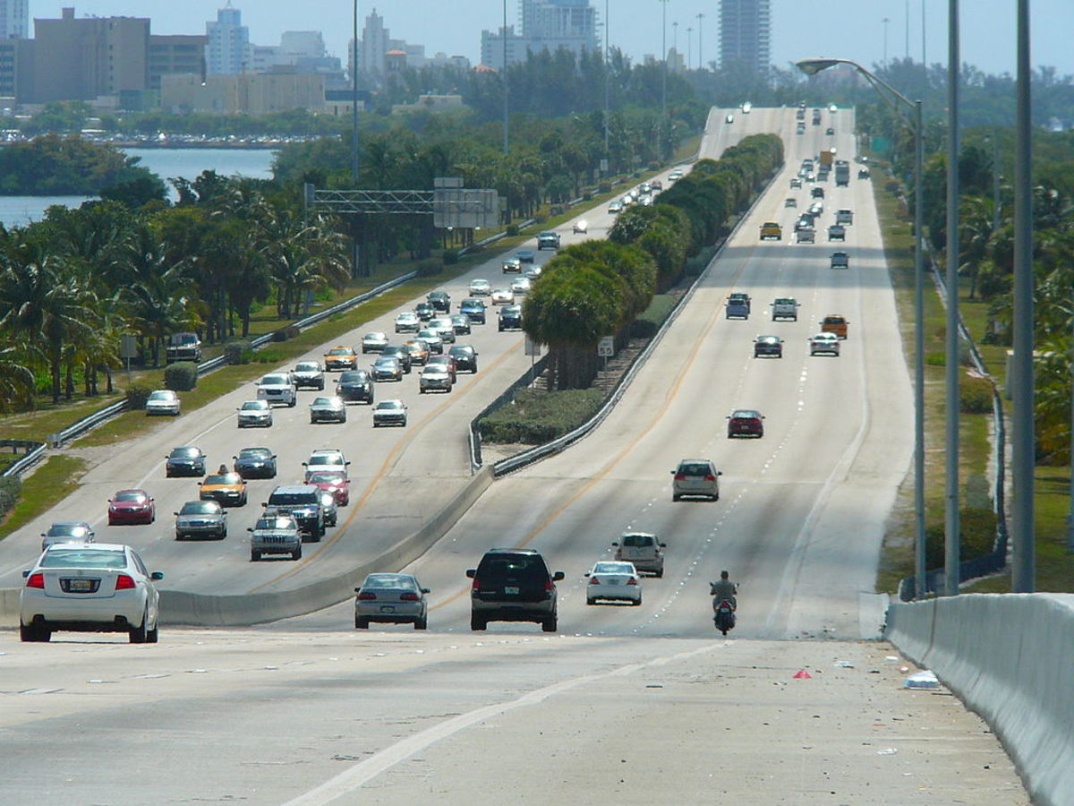 I-95 Tuttle Causeway