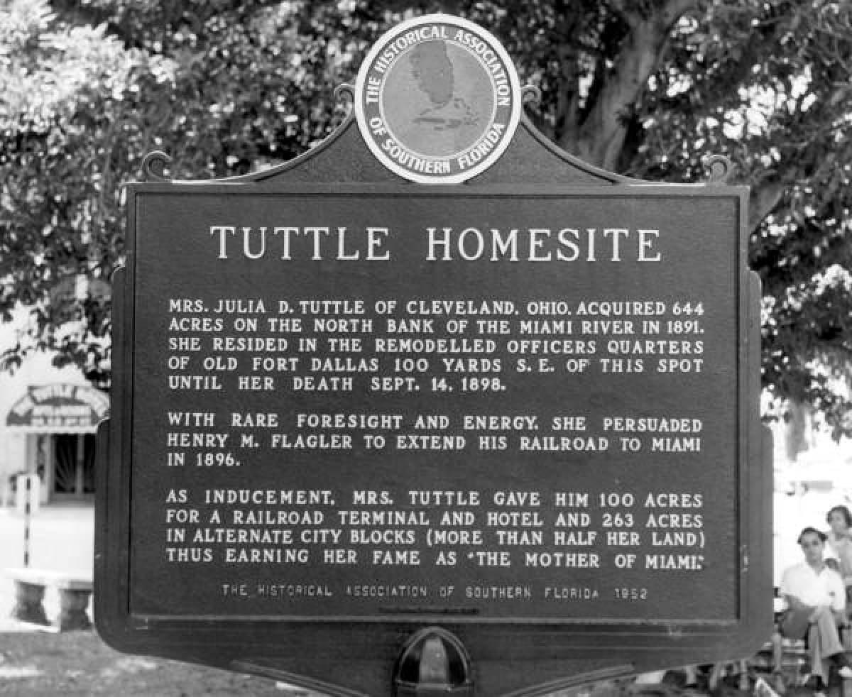 Julia Tuttle Homesite