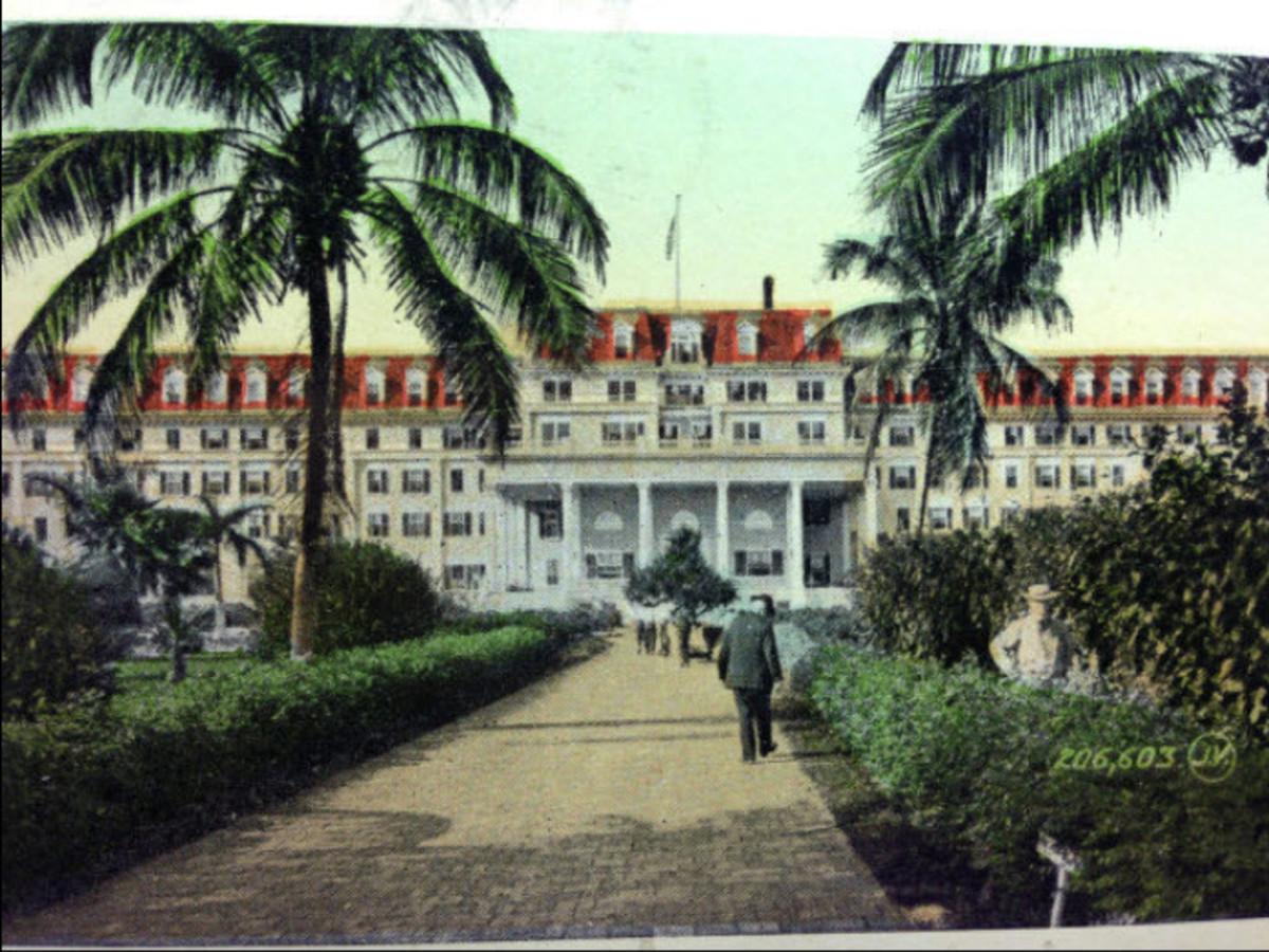 Royal Palm Hotel 1896