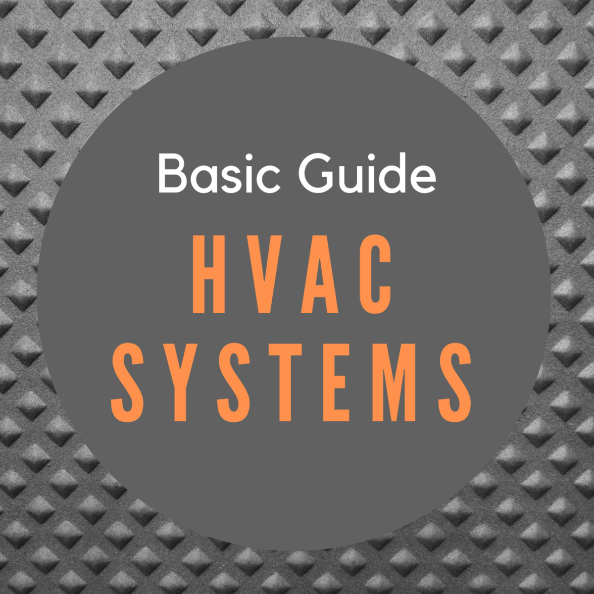 Understand the basic components of an HVAC system and their functions.