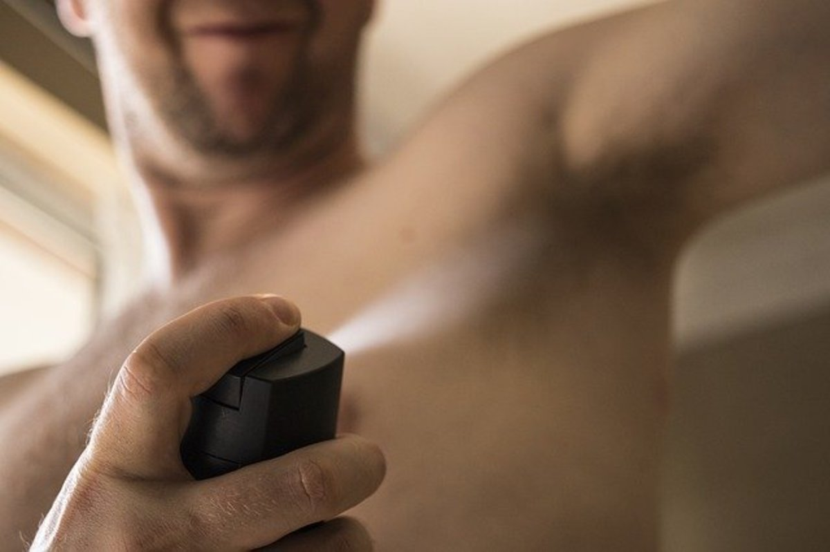 Reasons for Body Odor