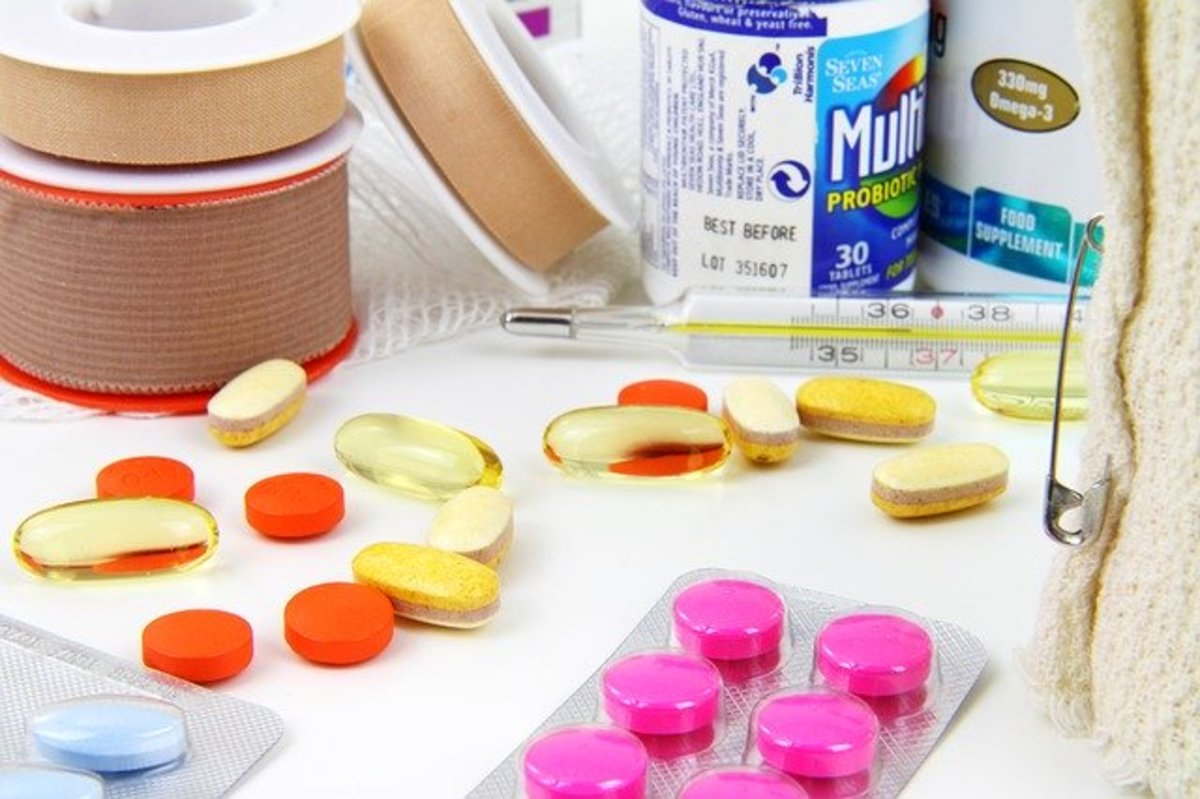Pharmaceutical drugs often list body odor as a side effect.