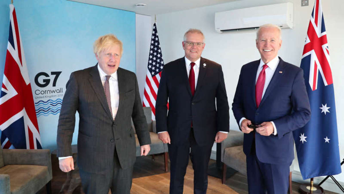 These are the three leaders that most interest us, they are, Boris Johnson, Scott Morrison and Joe Biden, as we explaine hereunder.