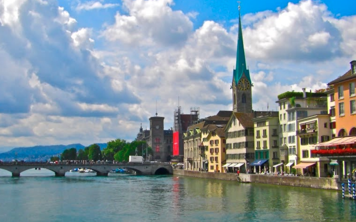 A Visit to Zurich & Lucerne Switzerland